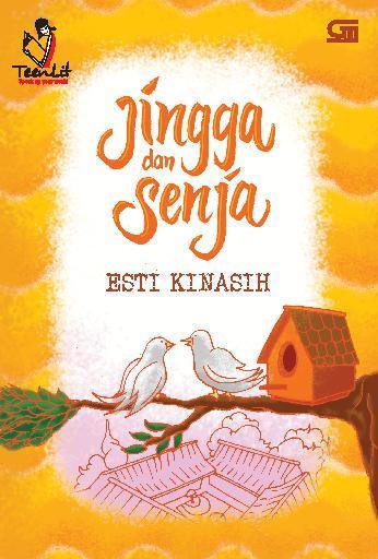 Buku Digital Jingga dan Senja oleh Esti Kinasih
