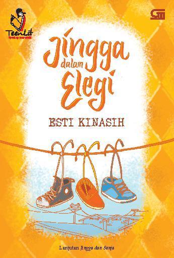 Buku Digital Jingga dalam Elegi oleh Esti Kinasih