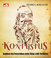 Cover Konfusius oleh Sahrul Mauludi