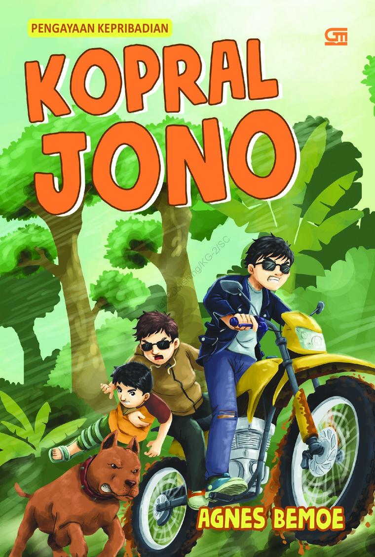 Kopral Jono by Agnes Bemoe Digital Book