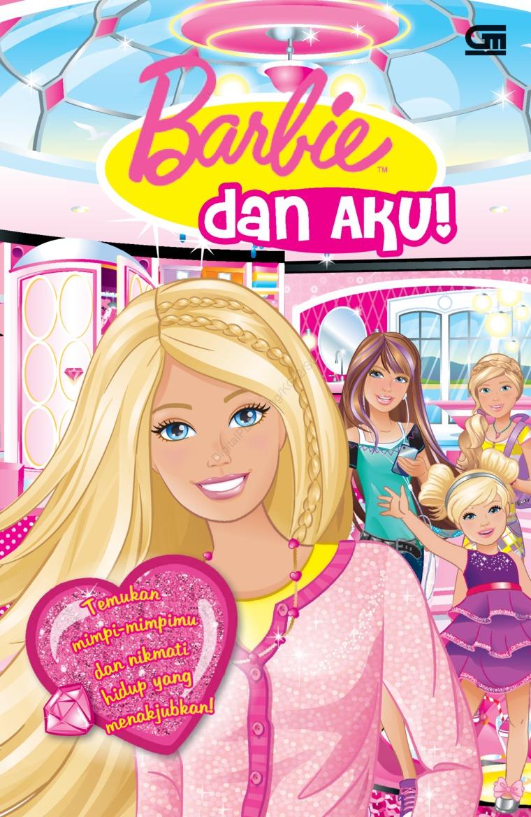 Barbie: Barbie dan Aku by Mattel Digital Book
