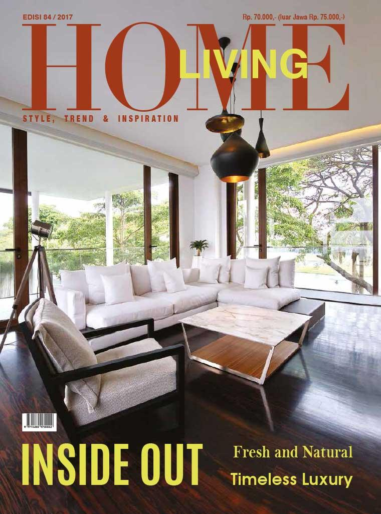 Home And Living Magazine home living magazine january 2017 gramedia digital