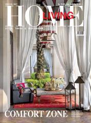 Cover Majalah HOME LIVING September 2017