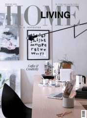 HOME LIVING Magazine Cover