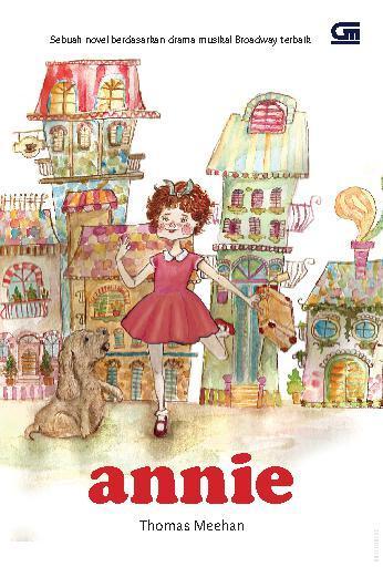 Buku Digital Annie oleh Thomas Meehan
