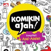 Cover Komikin Ajah Kompilasi: Asal-Asalan oleh