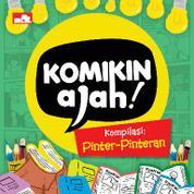 Cover Komikin Ajah Kompilasi: Pinter-Pinteran oleh