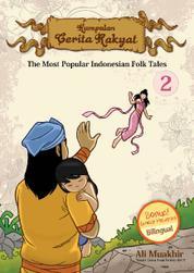 Cover Kumpulan Cerita Rakyat 2 oleh Ali Muakhir