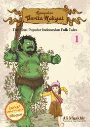 Cover Kumpulan Cerita Rakyat 1 oleh Ali Muakhir