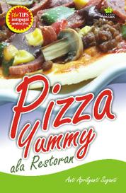 Cover Pizza Yummy ala Restoran oleh Anti Aprilyanti Suganti