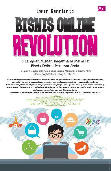 Bisnis Online Revolution by Iwan Kenrianto Digital Book