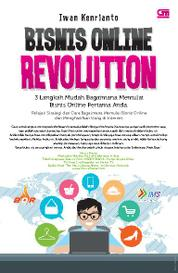 Bisnis Online Revolution by Cover