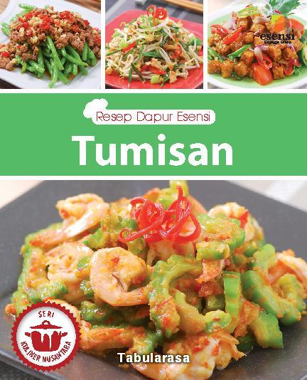 Jual Buku Seri Kuliner Nusantara Tumisan Oleh Tabularasa