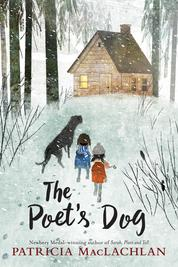 Cover The Poet's Dog oleh Patricia MacLachlan