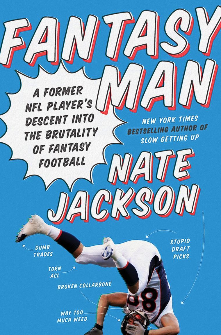 Buku Digital Fantasy Man oleh Nate Jackson