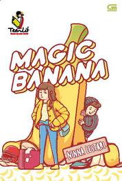 TeenLit: Magic Banana by Cover