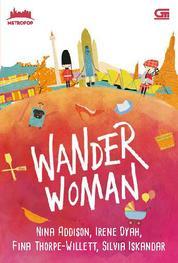 Cover MetroPop: Wander Woman oleh