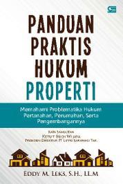 Panduan Praktis Hukum Properti by Eddy M. Leks Cover