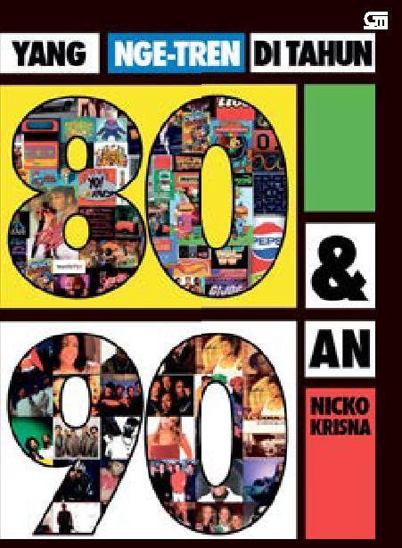 Buku Digital Yang Nge-Tren di Tahun 80 & 90-an oleh Nicko Krisna