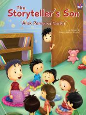 Cover Anak Pembaca Cerita oleh