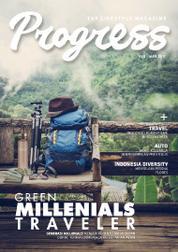 Cover Majalah Progress Februari–Maret 2017
