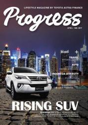 Cover Majalah Progress April–Mei 2017