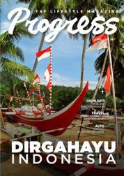 Cover Majalah Progress Agustus–September 2017