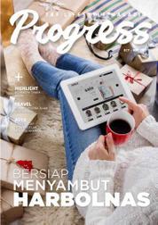 Cover Majalah Progress Oktober–November 2017