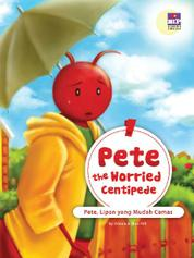 Cover Pete, Lipan yang Mudah cemas oleh