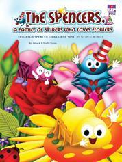 Cover Keluarga Spencer, Laba-laba yang Menyukai Bunga oleh