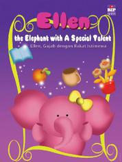 Cover Ellen, Gajah dengan Bakat Istimewa oleh