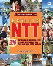 Cover Exotic NTT - Seri Backpacking & Travelling oleh