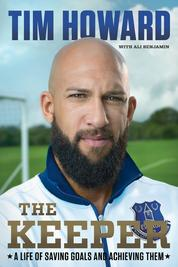Cover The Keeper oleh Tim Howard