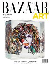 Cover Majalah Bazaar Art 2015
