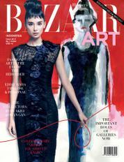 Bazaar Art Magazine Cover