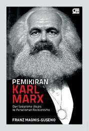 Cover Pemikiran Karl Marx oleh Frans Magnis Suseno