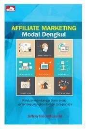 Cover Affiliate Marketing Modal Dengkul oleh Jefferly Helianthusonfri