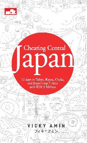 Buku Digital Cheating Central Japan oleh Vicky Amin