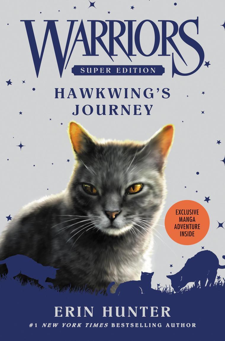 Buku Digital Warriors Super Edition: Hawkwing's Journey oleh Erin Hunter