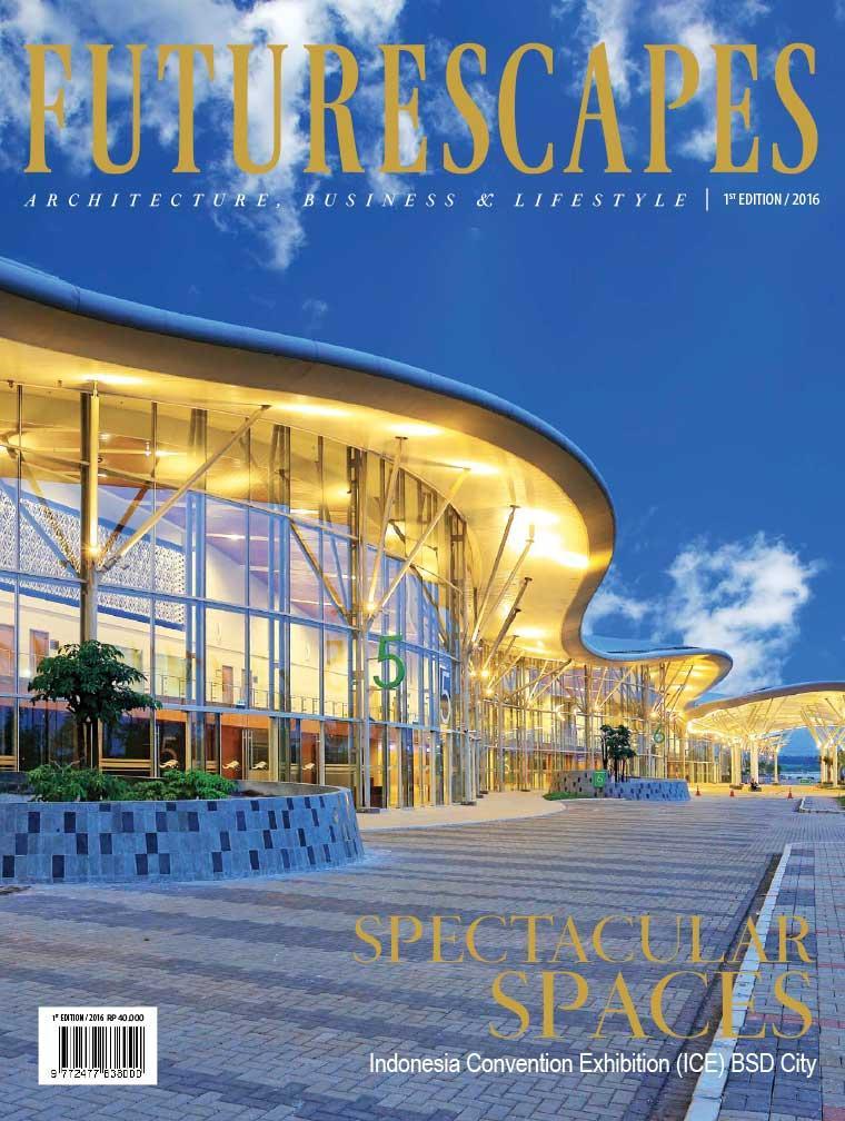 Majalah Digital Futurescape ED 01 Oktober 2016