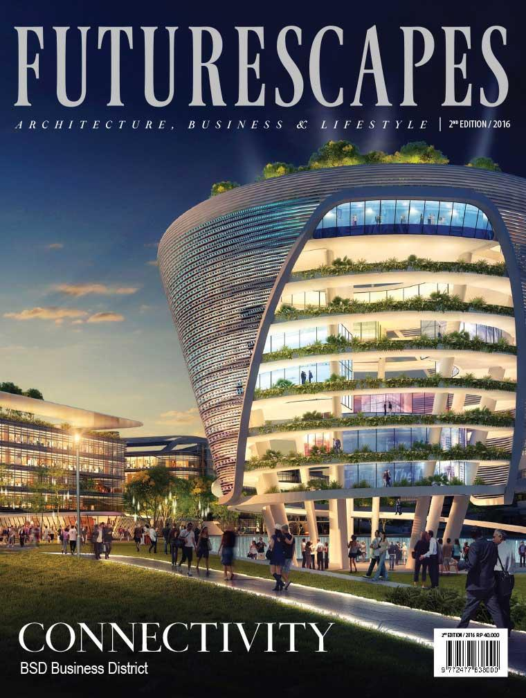 Majalah Digital Futurescape ED 02 Januari 2017