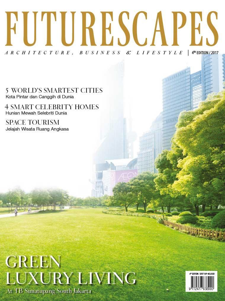 Majalah Digital Futurescape ED 04 Agustus 2017