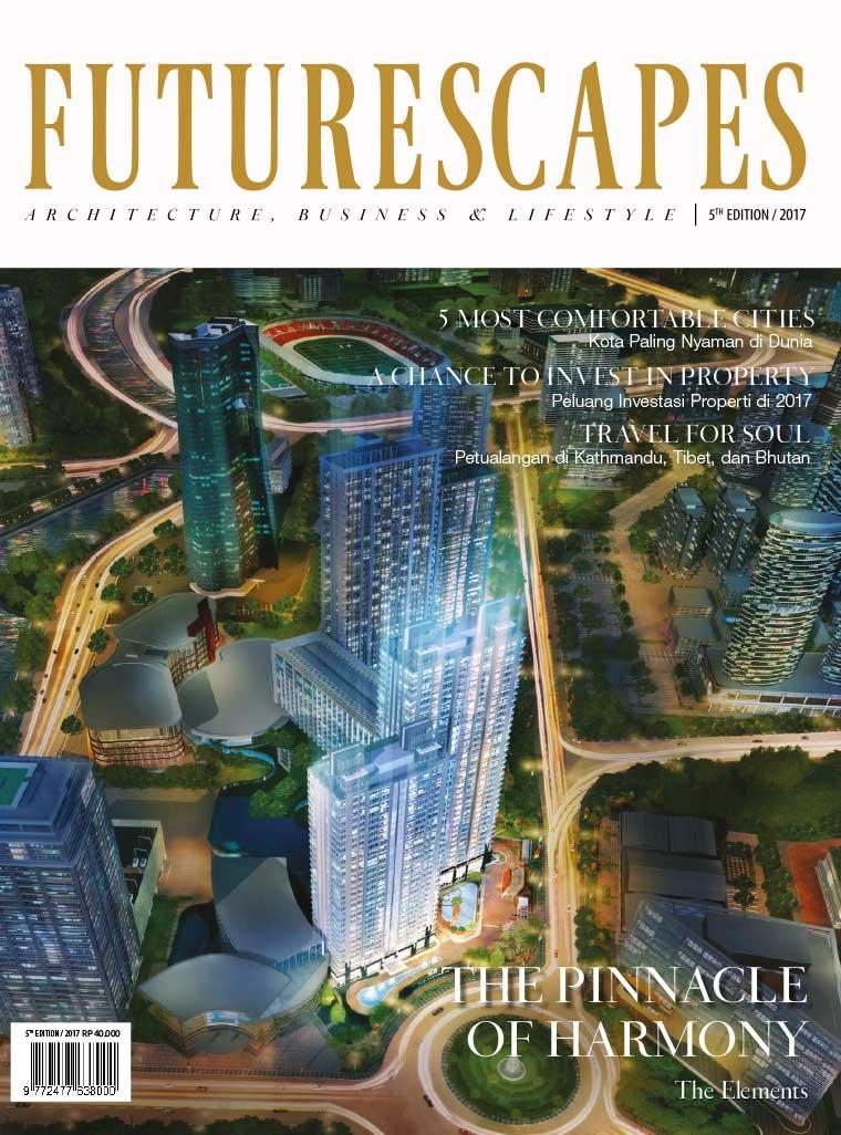 Futurescape Digital Magazine ED 05 December 2017