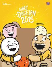 Diary: Dagelan 2015 by Tim:Dagelan Cover