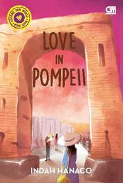 Cover Love in Pompeii oleh Indah Hanaco