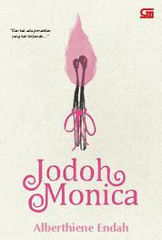 Jodoh Monica by Alberthiene Endah Cover