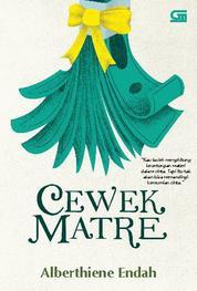 Cover Cewek Matre oleh Alberthiene Endah