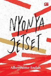 Cover Nyonya Jetset oleh Alberthiene Endah