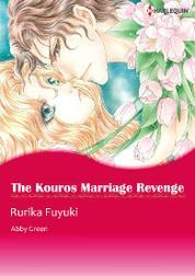 Cover The Kouros Marriage Revenge oleh Abby Green