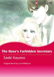 The Boss's Forbidden Secretary by Lee Wilkinson Cover